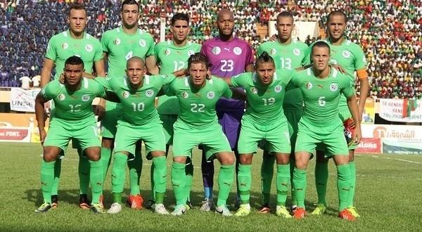 القائمة النهائية للمنتخب الجزائري بالمونديال