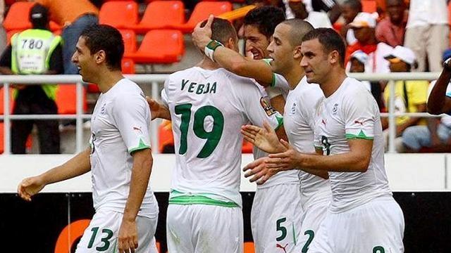 7 لاعبين جزائريين شاركوا في مونديال 2010