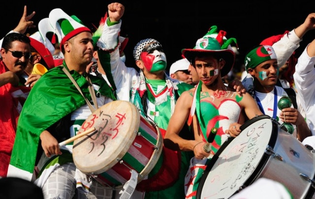 السلطات الجزائرية تتخذ إجراءات لمراقبة الجمهور في البرازيل