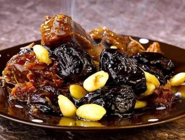 طبق المروزية المغربي
