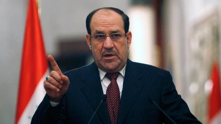 المالكي يستغيث بواشنطن لوقف زحف داعش