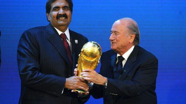 قطر تنفي تقديم رشاوي لتنظيم المونديال