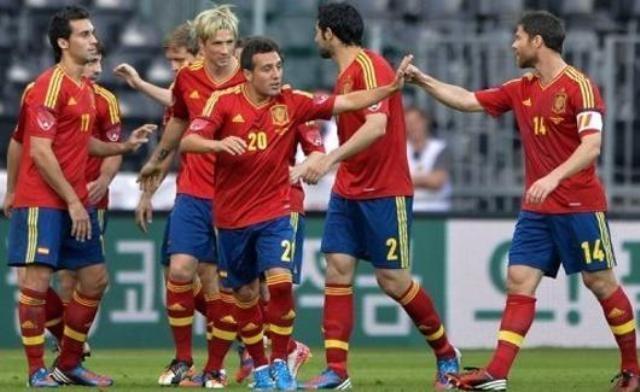 اسبانيا- سالفادور 2-0