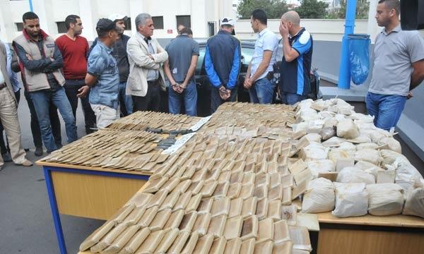 المغرب: حيازة 16 طنا من المخدرات بميناء الدار البيضاءالمغرب