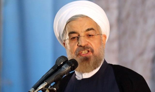 روحاني يتباحث مع الأتراك الأوضاع بسوريا