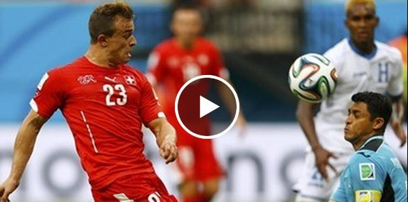 سويسرا والهوندوراس 3-0