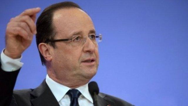 هولاند: مقتل أكثر من 30 فرنسيا في سوريا