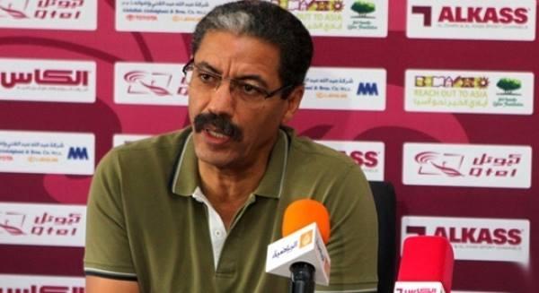 حرمة الله مديرا تقنيا بالجامعة المغربية لكرة القدم