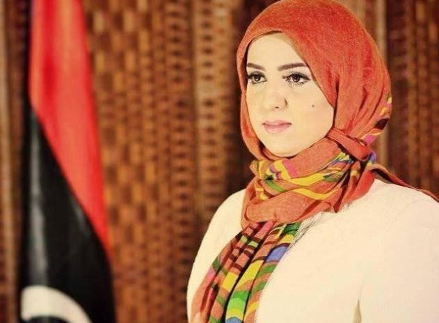 مقابلة مع اصغر مرشحة للبرلمان الليبي
