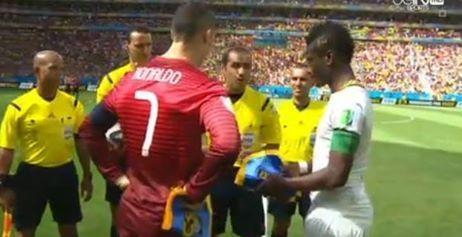 البرتغال وغانا 2-1