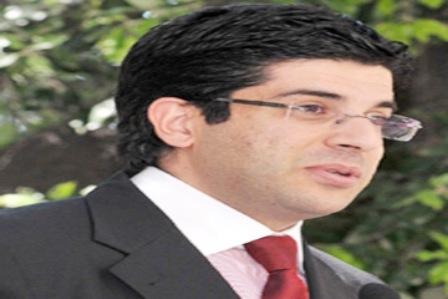 الحاج يونس  في افتتاح المهرجان الدولي للتشكيل بسطات