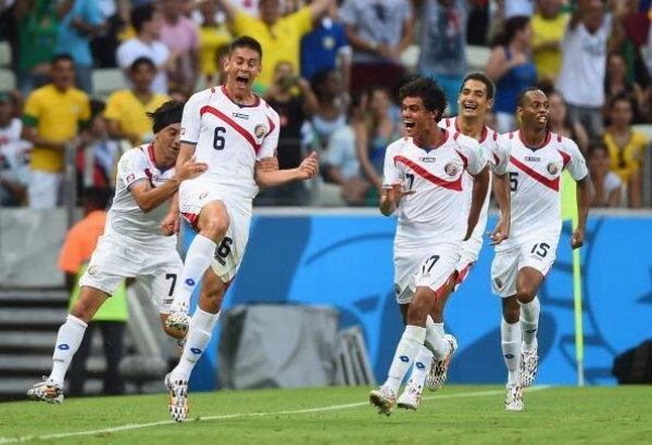 الأورغواي 1-3 كوستاريكا
