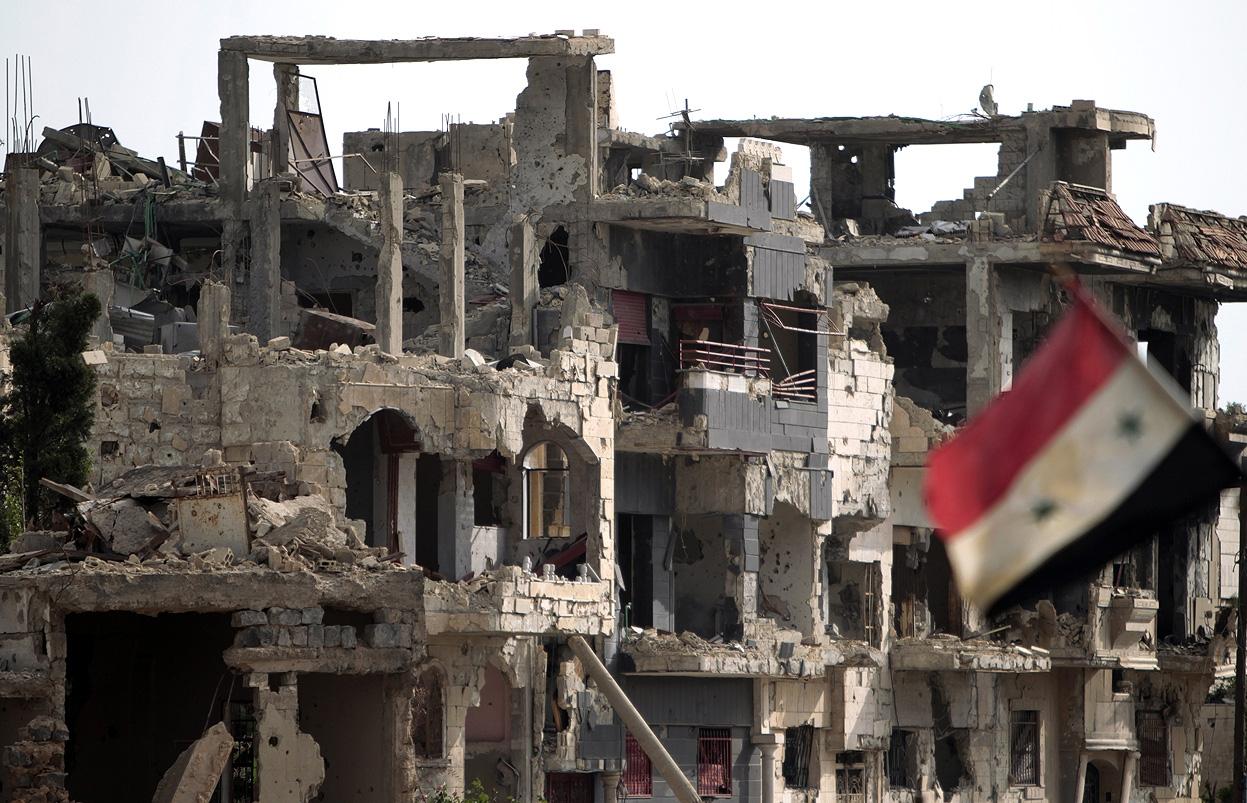 مقتل 35 شخصا في انفجار سيارة ملغومة في حماة السورية