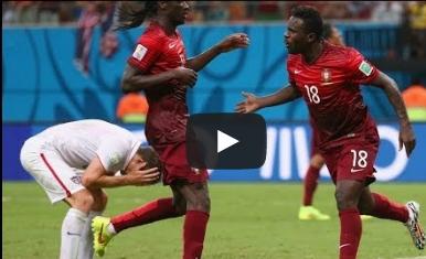 البرتغال وأميركا 2-2