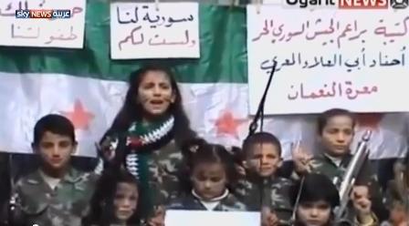 تجنيد الأطفال في سوريا
