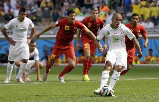 هكذا استقبلت الصحافة الجزائرية هزيمة الخضر أمام بلجيكا