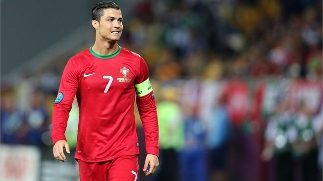 لعنة الاصابة تلاحق رونالدو مع البرتغال
