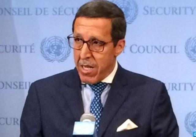 المغرب يندد في الأمم المتحدة ب