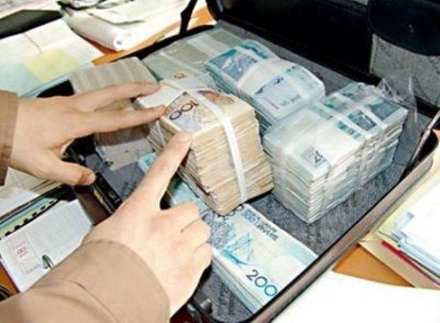 اختلاس 200 مليار من خزينة الدولة المغربية