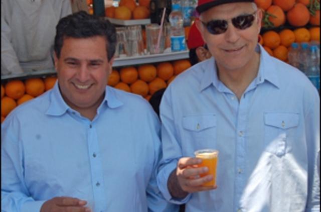 العاهل المغربي  يعطي انطلاقة عملية الدعم الغذائي