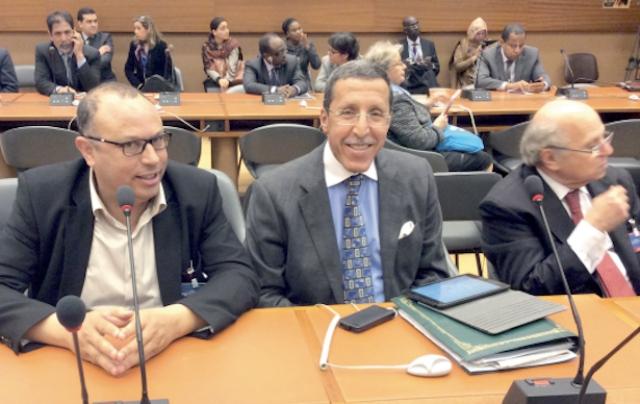 عمر هلال: التزام المغرب بحفظ السلام يعكس إرادته الراسخة في الحفاظ  على السلام الدولي