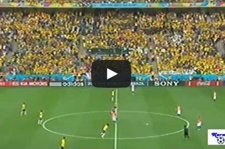ملخص مباراة البرازيل وكرواتيا