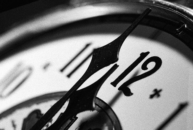 عودة الساعة القانونية يوم السبت 28 يونيو