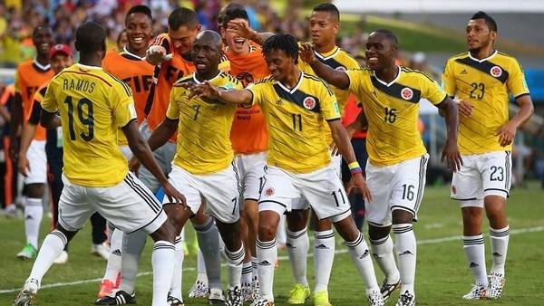 كولومبيا تحقق العلامة الكاملة والصدارة