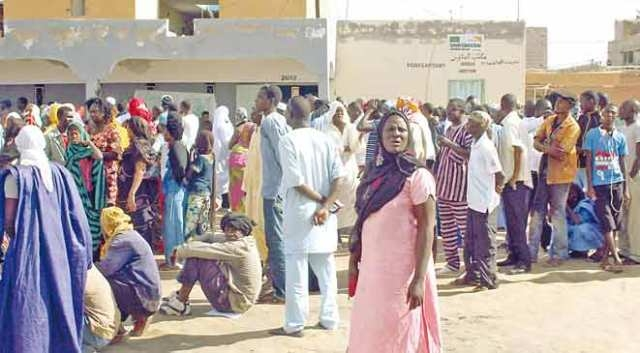 المرشحة لرئاسة موريتانيا تتعهد بالقضاء على العنوسة في حال فوزها