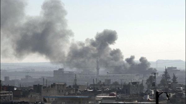 22 قتيل جراء القصف في  مدينة الفلوجة
