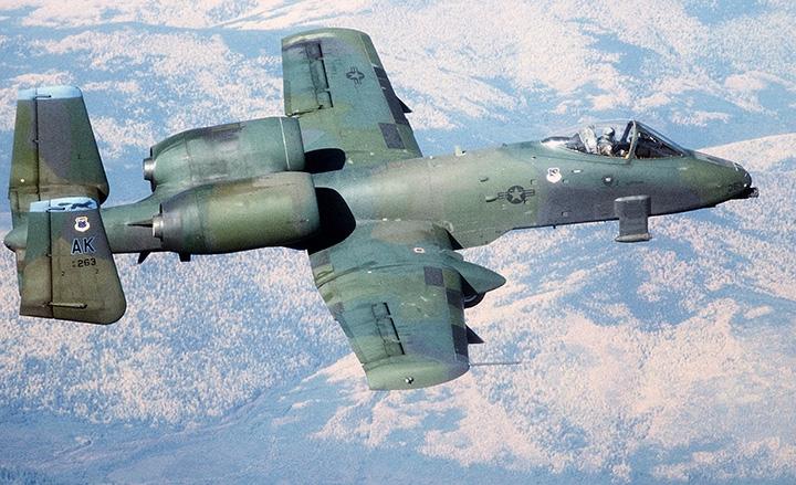 الطيران الأمريكي يستطلع أجواء العراق