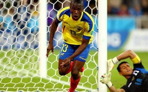 الإكوادور 2-1 الهندوراس