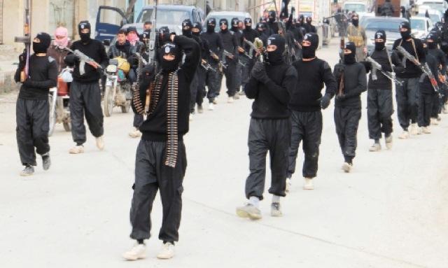 المقاتلون المغاربة في مقدمة جيش
