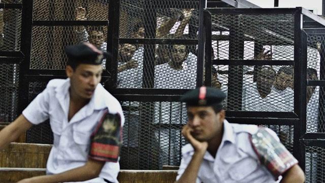 مصر: السجن في حق مراسلي الجزيرة