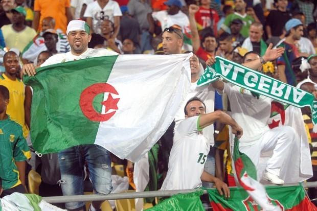 الأمن يرافق الجمهور الجزائري إلى البرازيل