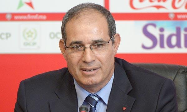 الزاكي ينتقي 23 لاعبا للمشاركة في المباريات