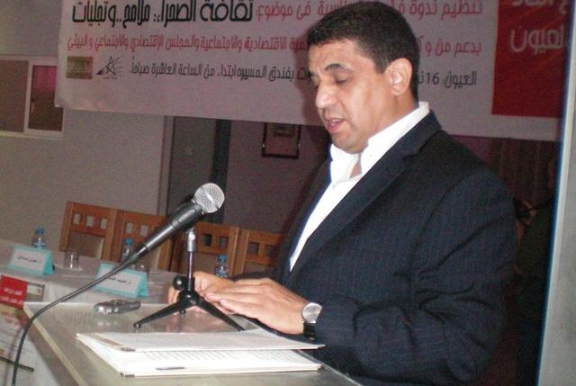 قراصنة البريد الاليكتروني لرئيس اتحاد كتاب المغرب مازالوا يطلبون المال باسمه