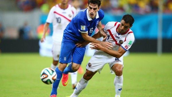 كوستاريكا تتأهل بضربات الترجيح امام اليونان