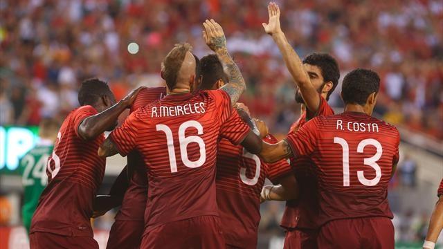 البرتغال-ايرلندا:5-1