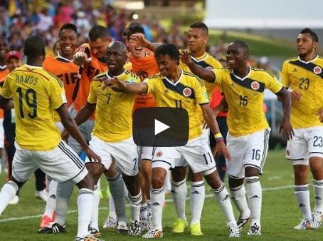 كولومبيا واليابان 4-1