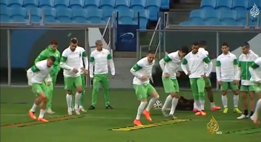 الخضر وتحدي تجاوز المنتخب الألماني