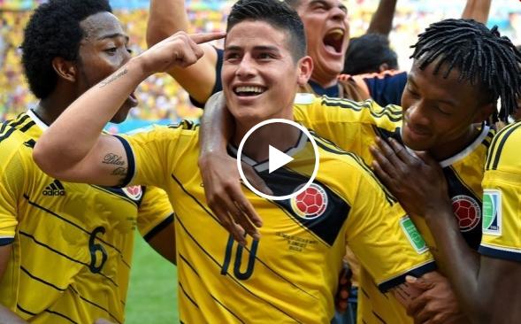 كولومبيا 2-1 ساحل العاج