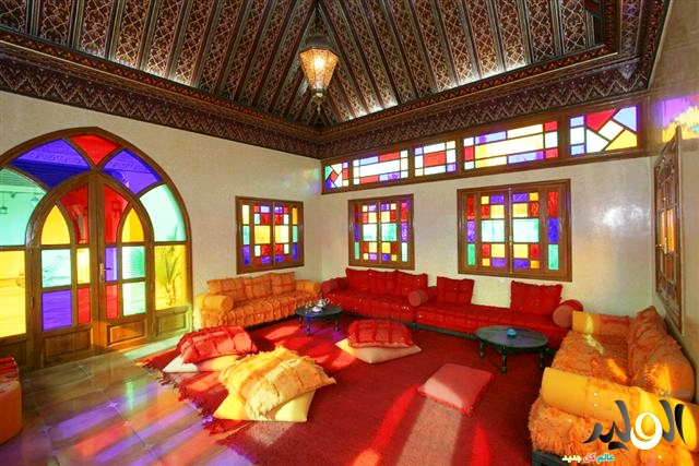 تعرف على أشهر طرز الزخرفة المغربيّة في الديكور المنزلي