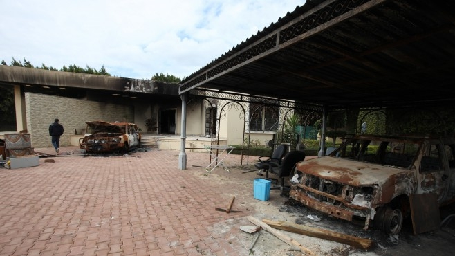 ليبيا: قتيل وجريحان في قصف لمنقطة تحت سيطرة حفتر