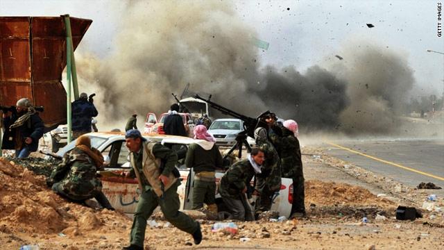 22 ما بين قتل وجريح آخر حصيلة المواجهات في بنغازي