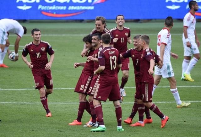المنتخب المغربي ينهزم امام  روسيا