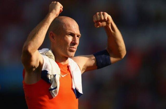 روبين يقود هولندا لفوز هام على الشيلي