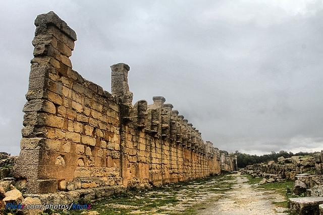 وزارة السياحة الليبية تندد بأعمال تخريب طالت مواقع أثرية