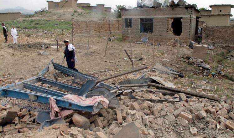 17 قتيلا بقصف مواقع للمسلحين في باكستان