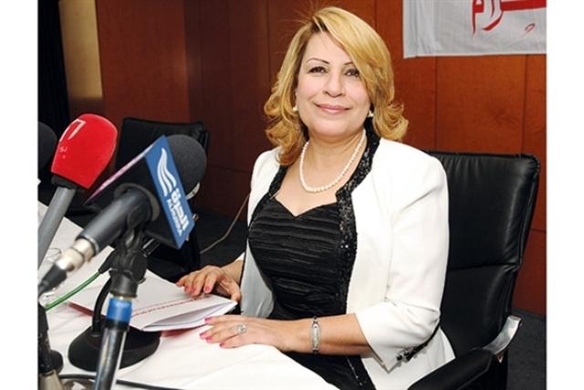 آمنة منصور القروي أول امرأة في تاريخ تونس ترشح نفسها لرئاسة الجمهورية